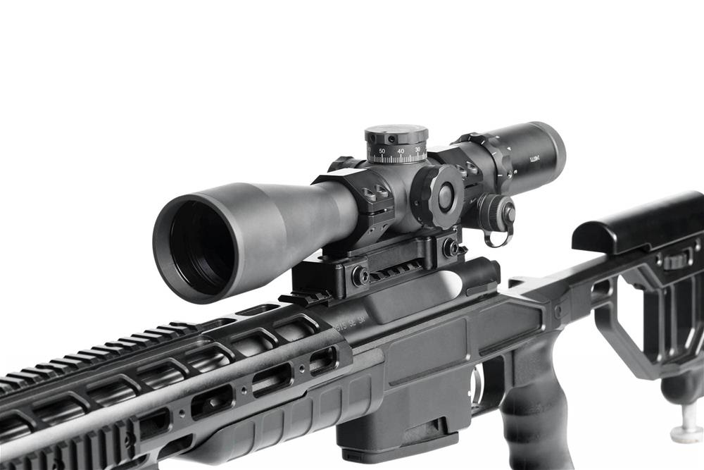 Rifles Weapon Optical Sight