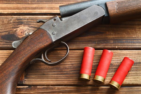 shotgun-and-shells-on-wood