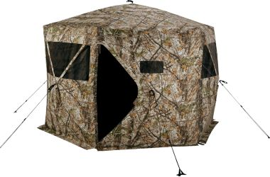 Cabelas Stealth Hunter 6D Ground Blind