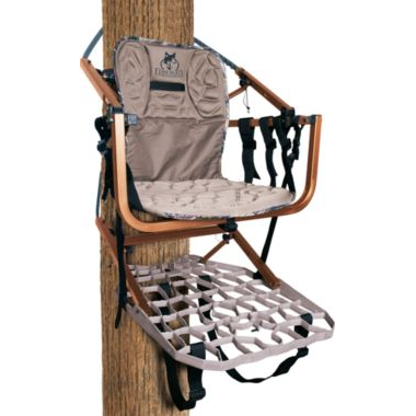 Lone Wolf Wide Sit and Climb II Treestand
