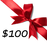 $100 GIFT CERTIFICATE PROMO CODE