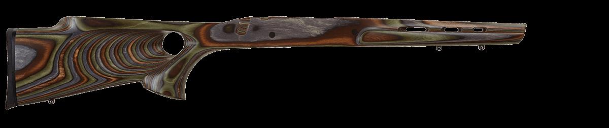 Shot gun thumb hole gun stock