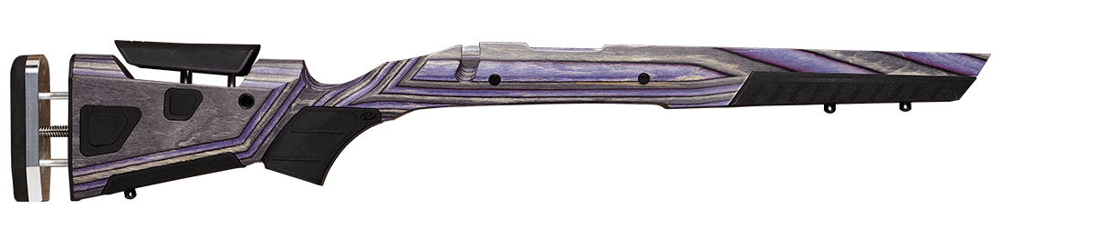 Gunstock color royal
