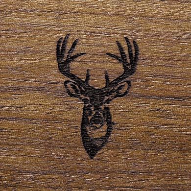 Gunstock Engraving Whitetail Deer Head