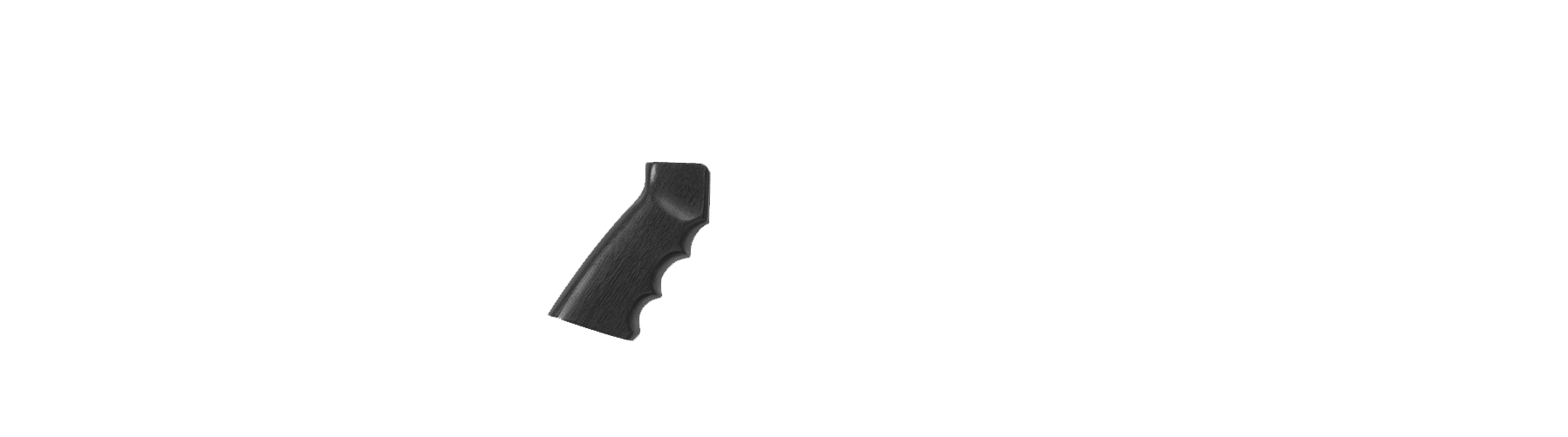 Remington® Ar-15 Finger Groove Grip