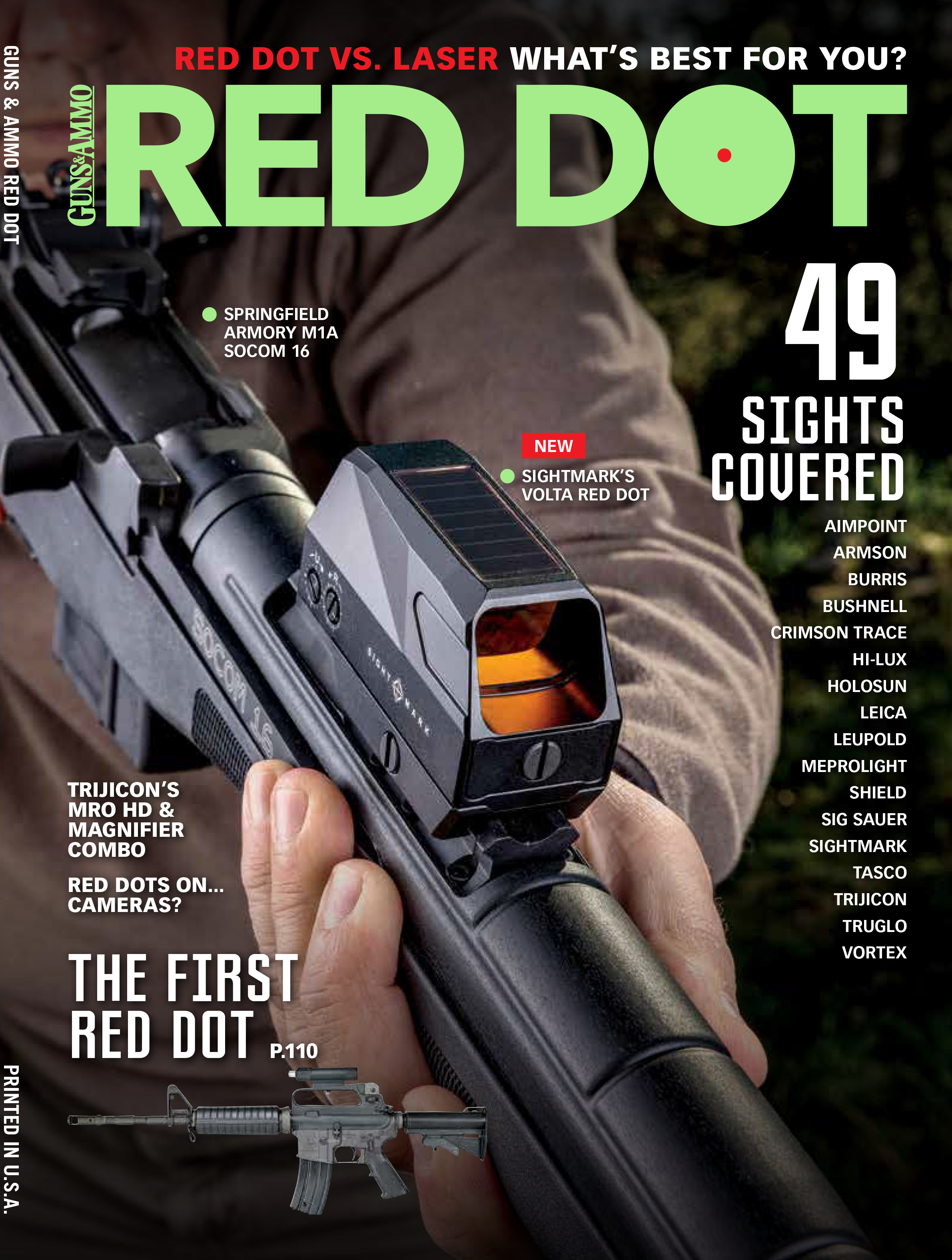 Boyds Guns & Ammo Red Dot Special