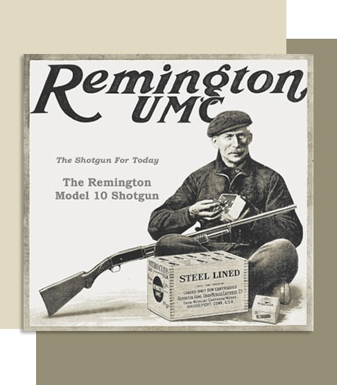 Remington-10-Shotgun