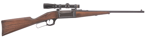 Savage-Model-99-long-action-rifle