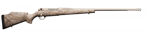 Weatherby Range Certified Rifles